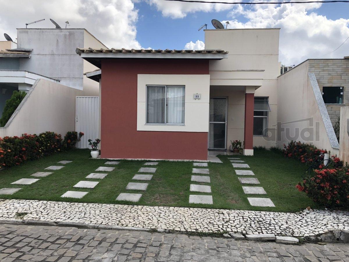 CASA EM CONDOMÍNIO - 10745